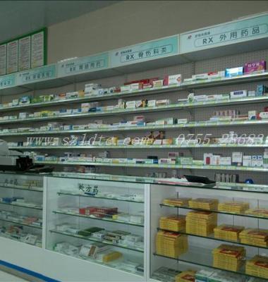 药店货架图片/药店货架样板图 (2)