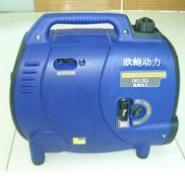 变频数码发电机3KW欧鲍图片