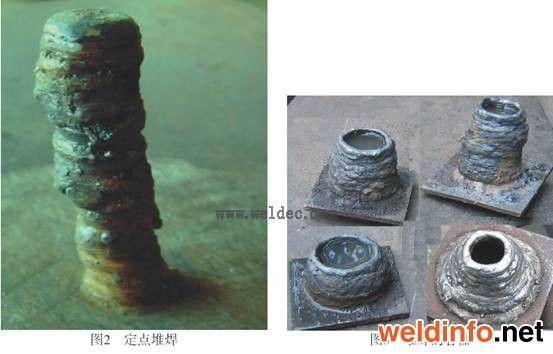 此外,通过立焊训练,也可以较快分清熔渣和铁水,但训练