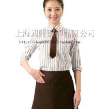 供应咖啡厅服务员工作服服务生制服酒店制服供应商咖啡厅服装生批发