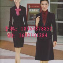 供应办公室经理服/白领制服/银行工作服/新款西装/女套装订做批发