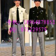 新款保安服装订做图片