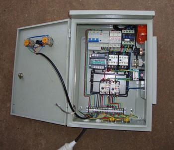 配电箱接线图 家庭配电箱接线图 二级配电箱接线图-配电柜接线图 配电