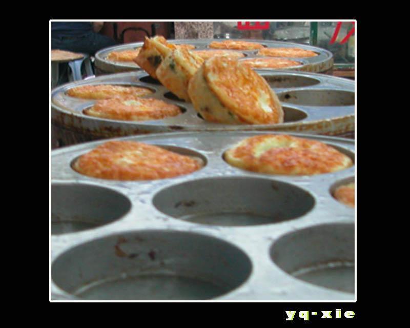 流程图片|流程样板图|鸡蛋汉堡制作流程-深圳市