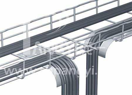 不锈钢网格式桥架