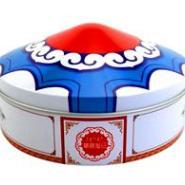 蒙古包式节庆用品铁盒服饰盒广东图片