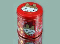 圆形玩具盒糖果罐礼品盒化妆品