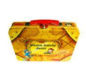 供应玩具手提箱手提铁盒马口铁礼品盒