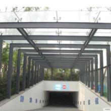 供应石家庄隆兴彩钢钢构框架材料批发