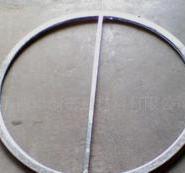 西安换热器用金属缠绕垫片图片