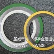 化工部标准金属缠绕垫片图片