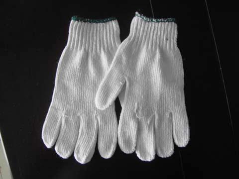 供应东莞棉纱手套贴胶手套涂尼龙手套