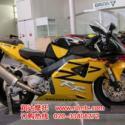 2006本田摩托车超级黑鸟图片