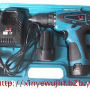 供应博狮牌充电电钻锂电池充电电钻