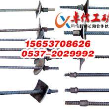 供应螺纹钢式树脂锚杆价格卓信螺纹钢锚杆批发