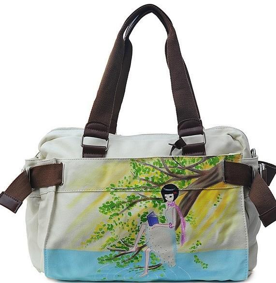 韩版手提包图片|韩版手提包样板图|环保公主箱包韩版