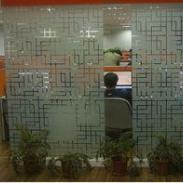 北京装饰膜图案磨砂膜家居玻璃贴膜图片