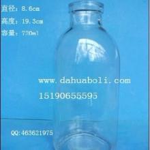 供应牛奶玻璃瓶/批发定做牛奶瓶/玻璃奶瓶价格图片