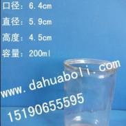 200ml玻璃杯酒杯水杯图片