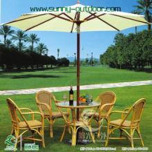 供应编藤吧台、编藤吧椅、藤制椅、藤制圆桌、钢化玻璃