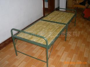 竹板床图片
