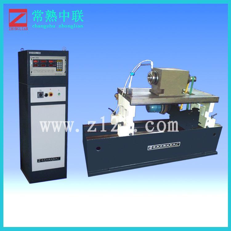 供应自驱动平衡机 中联平衡机 主轴平衡机 卧式平衡机