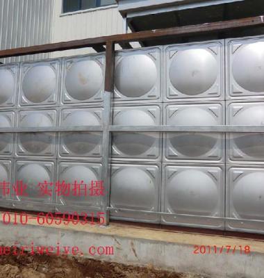 不锈钢水箱制造图片/不锈钢水箱制造样板图 (2)