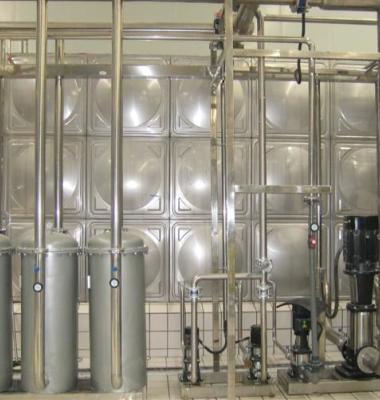 不锈钢水箱制造图片/不锈钢水箱制造样板图 (1)