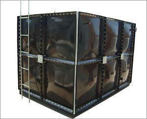 圆形不锈钢水箱图片/圆形不锈钢水箱样板图 (3)