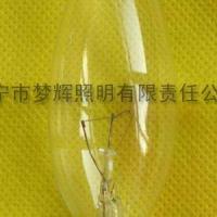 供应C32烛型灯泡透明E14白炽灯泡E12