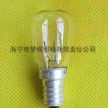 供应ST28指示灯泡白炽灯透明E14
