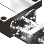 BGXH45BE加长型滑座导轨图片