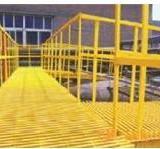 供应玻璃钢格栅平台厂家