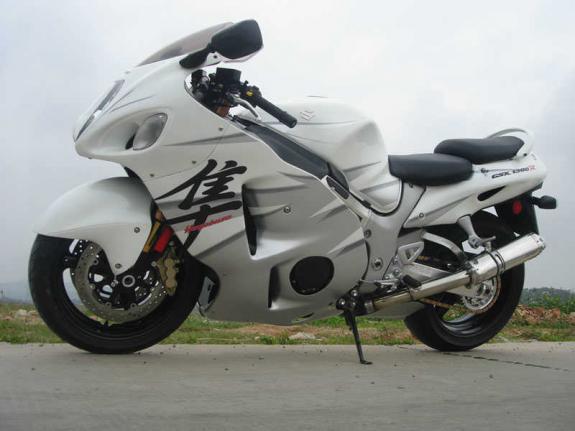 摩托车 铃木gsx1300隼