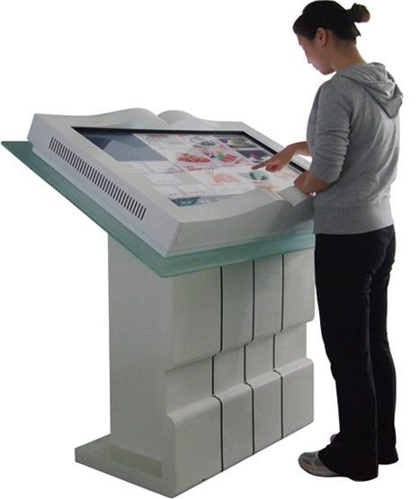 42寸立柜式点菜触摸屏 其他触摸屏一体机