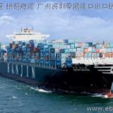 供应法国到中国海运进口物流运输代理 法国化妆品法国红酒进口清关