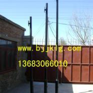 供应电子警察立杆道路监控杆