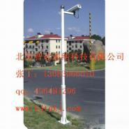 监控立杆监控杆电子警察立杆基图片