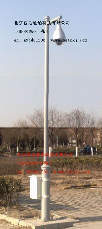 提供监控立杆电子警察立杆设计加工