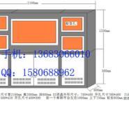 北京监控电视墙制造商图片