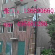 立杆北京监控立杆图片