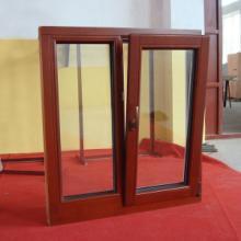 节能铝包木门窗