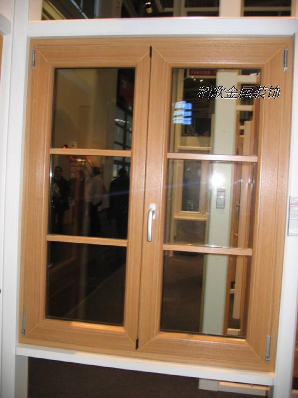 重庆节能铝包木门窗