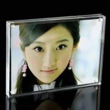 供应影楼创意相框-亚克力组合相架相框-有机玻璃相框相架-磁铁相框相架
