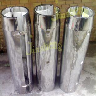 深圳注塑机料管保温套图片