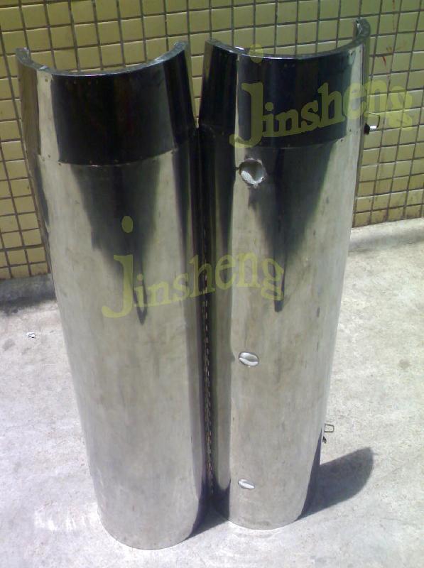 供应注塑成型机料管保温罩