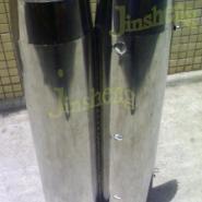 天津市注塑机不锈钢保温罩图片