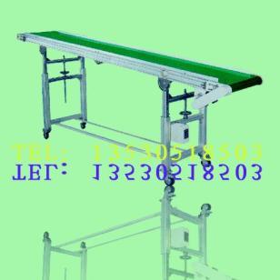 绿色轻型PVC输送带图片