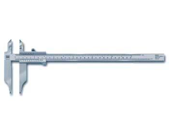 供应TESA带刀口测量爪游标卡尺,瑞士TESA