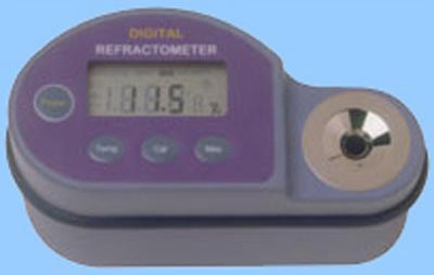 供应数字式糖度折射仪 DBR5892数字式糖度折射仪 雷琪盐度计